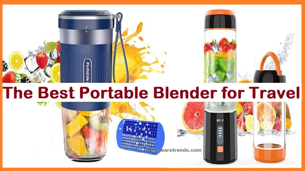 best portable blender for travel