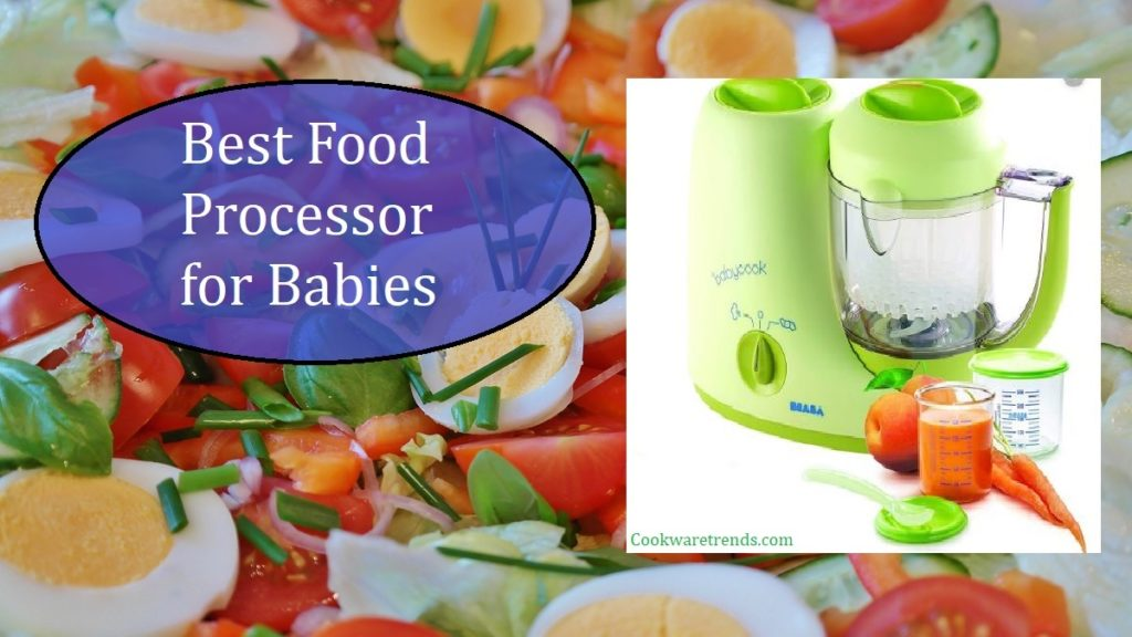 Best Food Processor for Babies