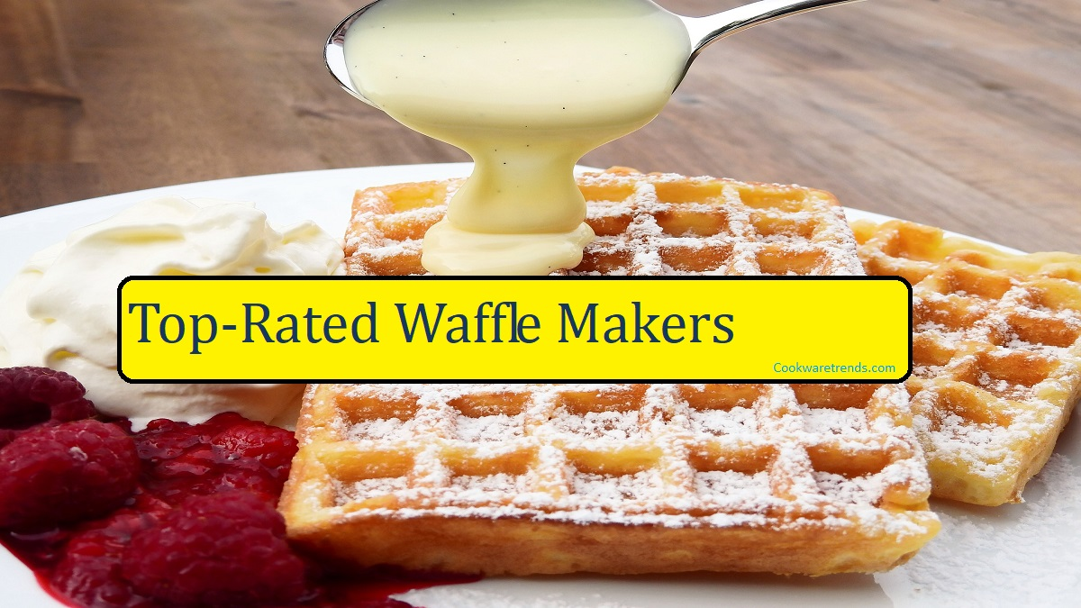 Top Rated Waffle Maker