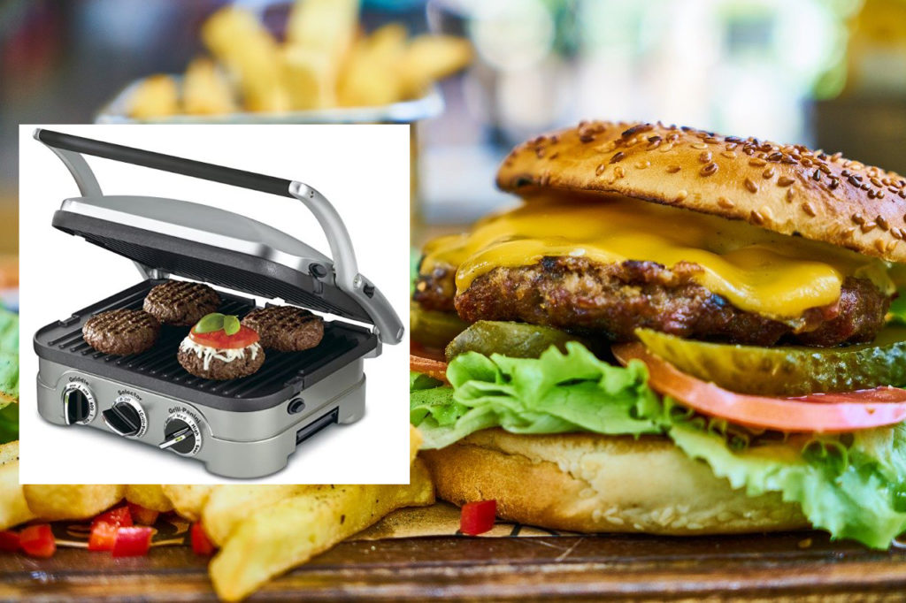 best indoor grill for burgers