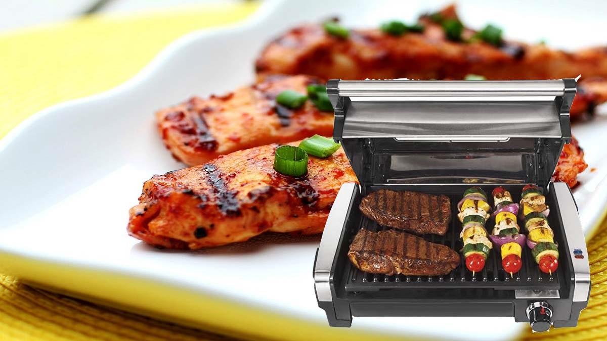 best indoor grill for chicken breast