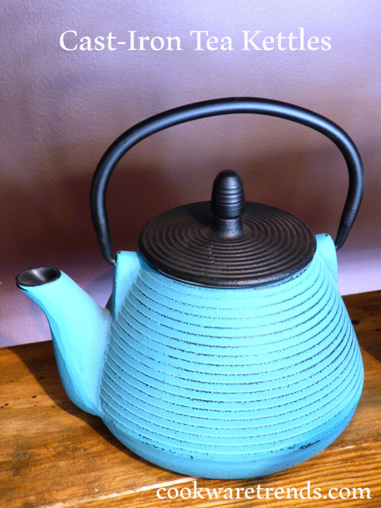 What is the safest tea kettle material?