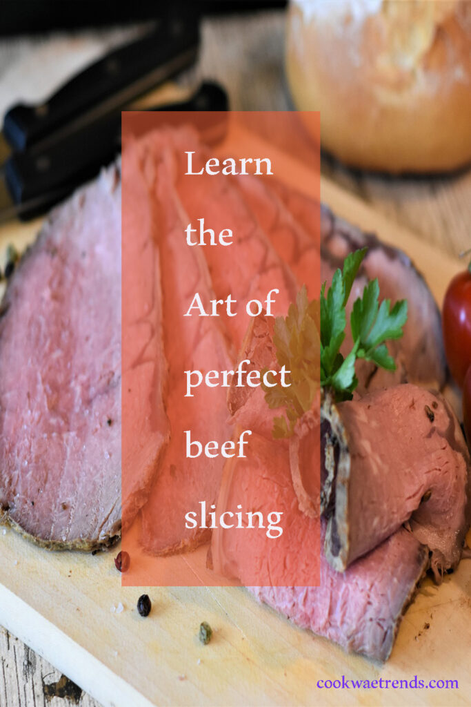 How to Slice Beef Thin Without a Slicer