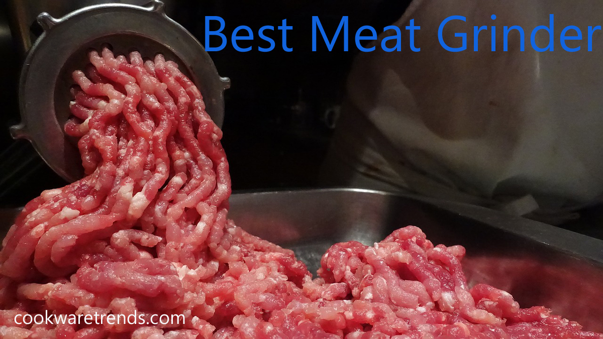 Best meat grinder for deer meat