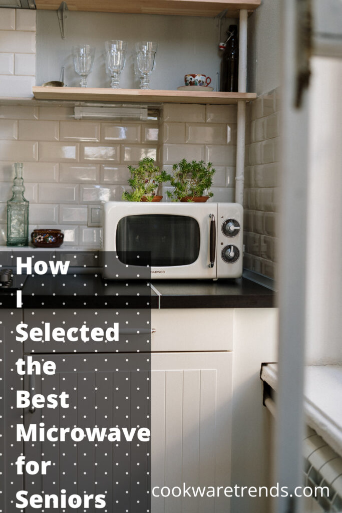 Best microwave for seniors